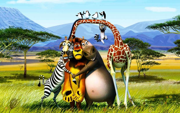2012 Madagascar 3 (click to view)