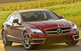 2012 Mercedes-Benz CLS Coupe