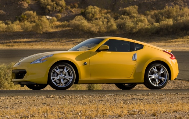 2012 Nissan 370Z Coupe (click to view)