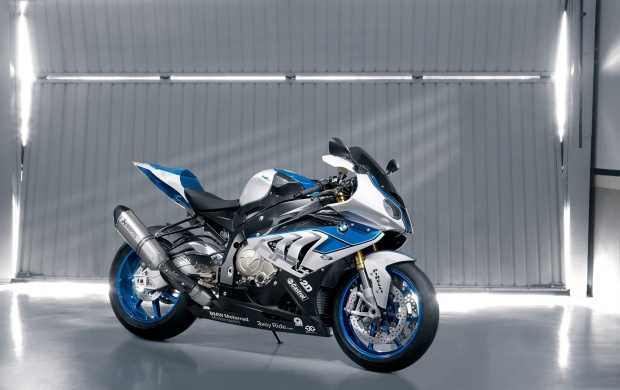 2013 BMW HP4 Bike (click to view)