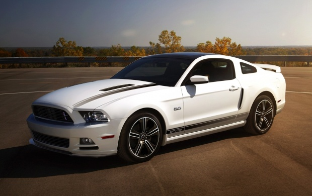 2013 Ford Mustang California Special (click to view)