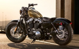 2013 Harley Davidson XL1200X Sportster Forty Eight