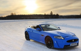 2013 Jaguar XKR-S Convertible