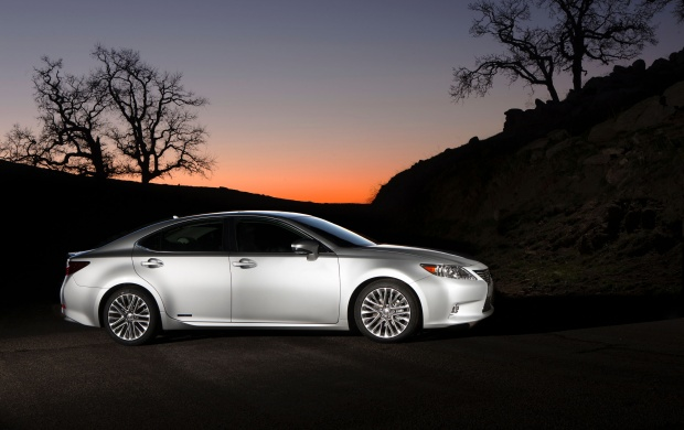 2013 Lexus ES 300h (click to view)