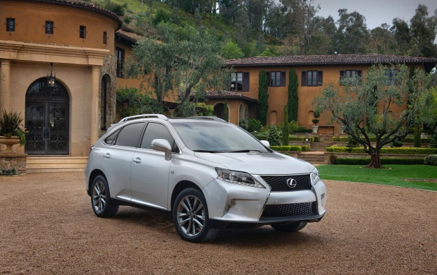 2013 Lexus RX 350 F Sport (click to view)
