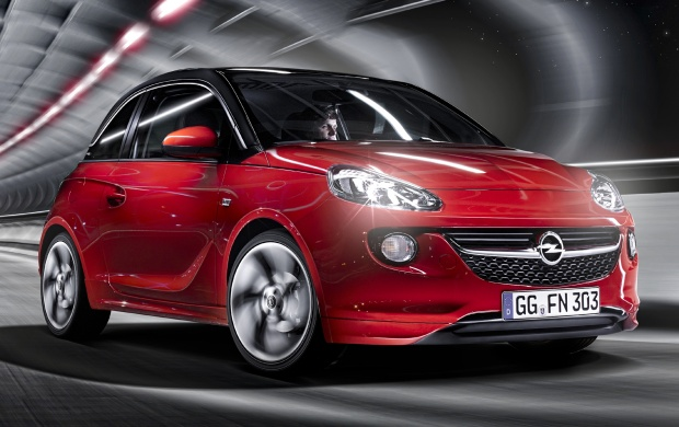 2013 Opel Adam (click to view)