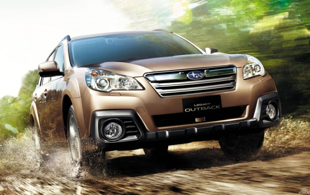 2013 Subaru Legacy Outback (click to view)