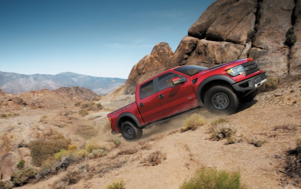 2014 Ford F-150 SVT Raptor Special Edition (click to view)