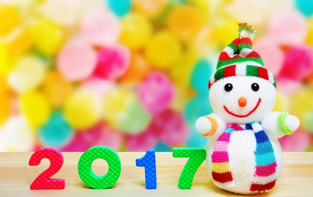 2017 And Snowman (click to view)