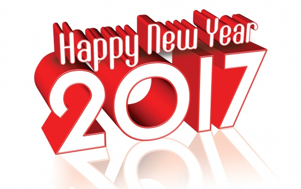 2017 Happy New Year Clipart (click to view)