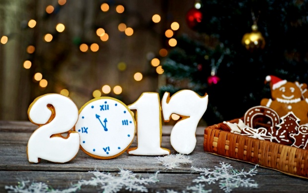 2017 New Year Bokeh (click to view)