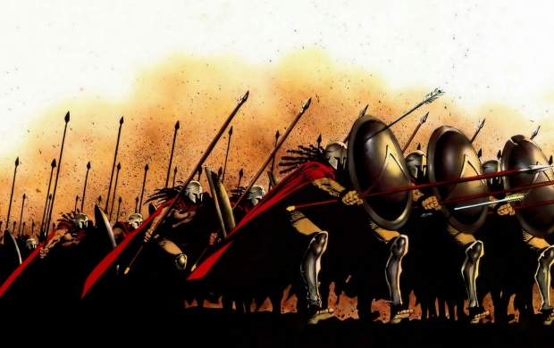 300 Spartans (click to view)
