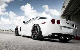 360 Forged Ron Fellows Corvette Z06