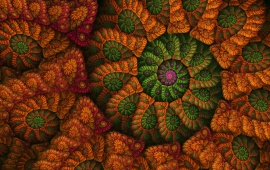 3D Fractal Abstract