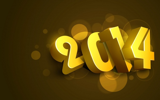 3D New Year 2014 (click to view)