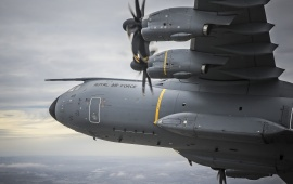 A400M Four-engine