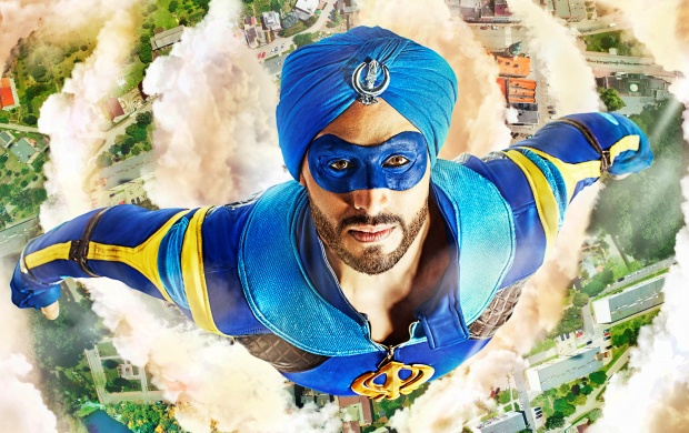A Flying Jatt Poster (click to view)