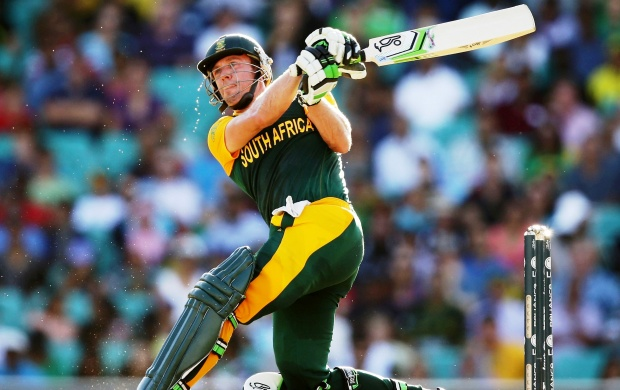 Ab De Villiers Batting (click to view)
