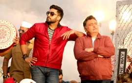 Abhishek Bachchan And Rishi Kapoor All Is Well
