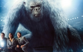 Abominable Snowman Goosebumps Movie