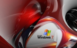 Abstract Windows 7