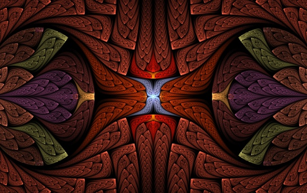 Abstraction Fractal Art (click to view)