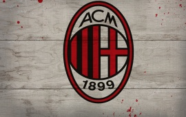 Ac Milan Football Club Logo
