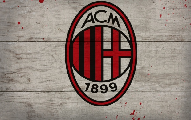Ac Milan Football Club Logo (click to view)