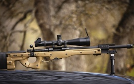 Accuracy International Ae Mk Iii Sniper Rifle