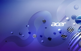Acer Purple Background