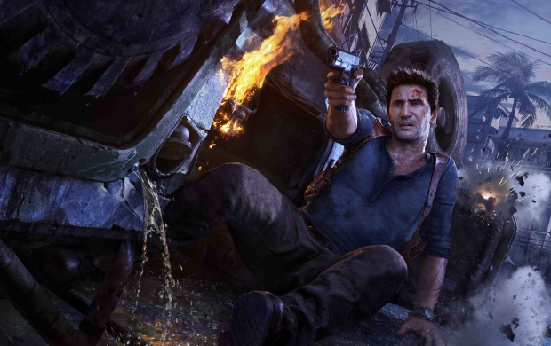 Action Uncharted 4 A Thief's End (click to view)