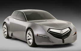 Acura Advanced Sports Car
