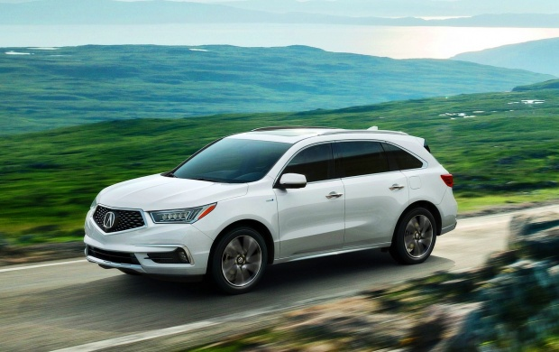 Acura MDX 2017 (click to view)