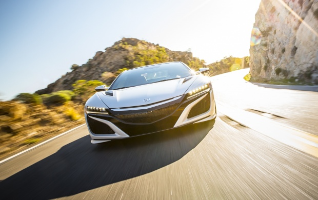 Acura NSX 2017 (click to view)