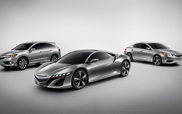 Acura NSX Concept: Detroit 2012 (click to view)