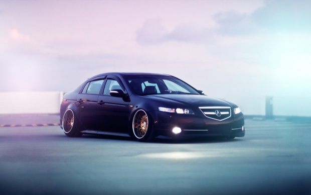 Acura TL Stance (click to view)