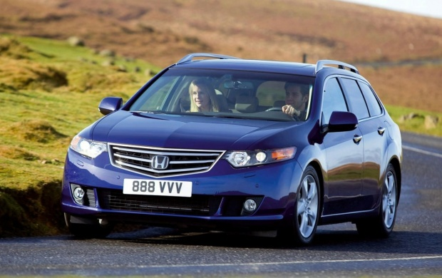 Acura TSX Sport Wagon (click to view)