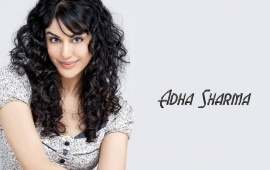 Adah Sharma Sweet Smile