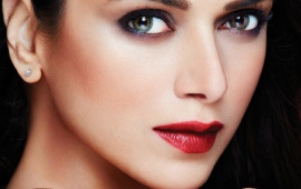 Aditi Rao Hydari Red Lips