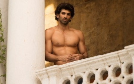 Aditya Roy Kapur New Look For Fitoor