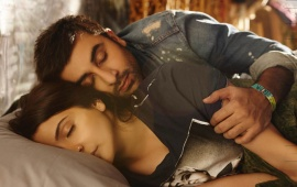 Ae Dil Hai Mushkil Romantic Sleeping