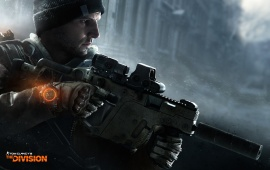 Agent Tom Clancy's The Division