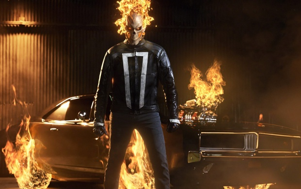 Agents Of Shield Ghost Rider (click to view)