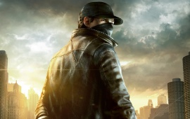 Aiden Pearce Watchdogs 2014
