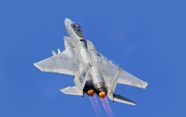 Aircrafts Military F -15