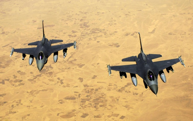 Airforce Jet Fighters (click to view)