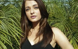 Aishwarya Rai Black Dress