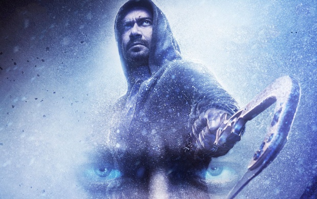 Ajay Devgan As Shivaay In Shivaay 2016 (click to view)