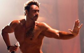 Ajay Devgan In Action Jackson 2014