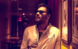 Ajay Devgn In Beautiful Jacket